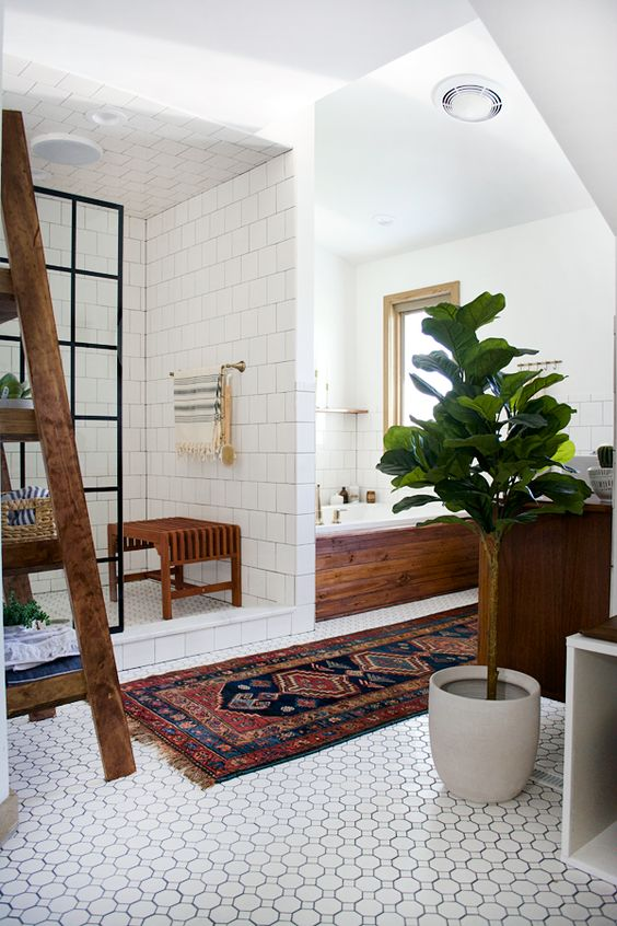 5 Easy Ways To Style a Modern Farmhouse Bathroom 9