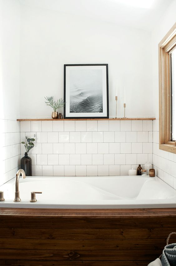 5 Easy Ways To Style a Modern Farmhouse Bathroom 3