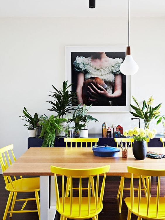 Interior Decorating with Color: How To Use Warm Hues?