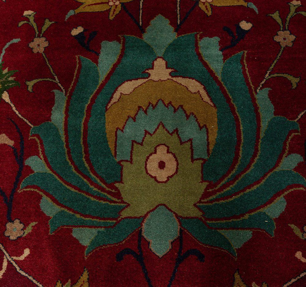 Antique Indian Rug BB6409