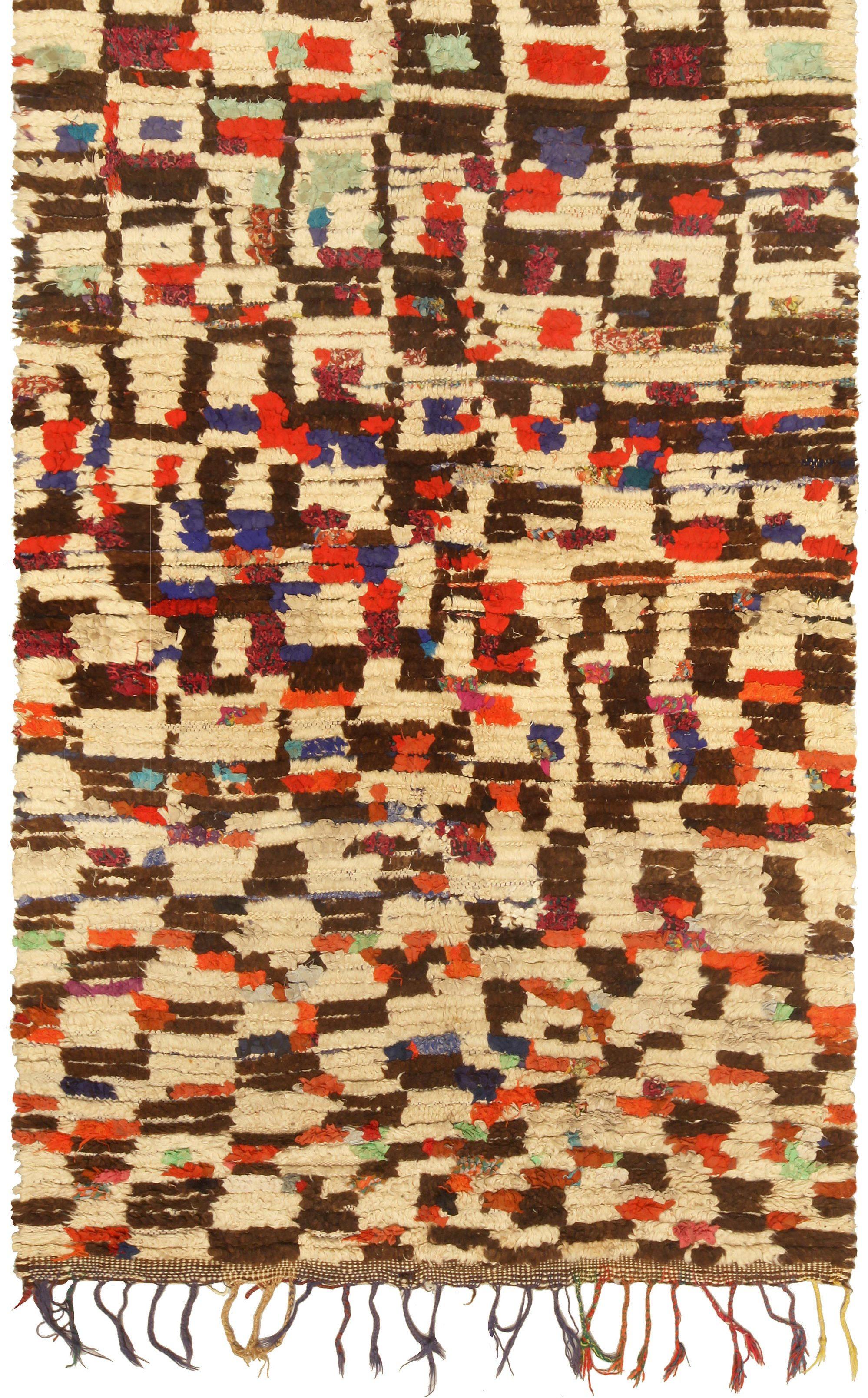 Interior Trend Alert: Boucherouite Rugs 26