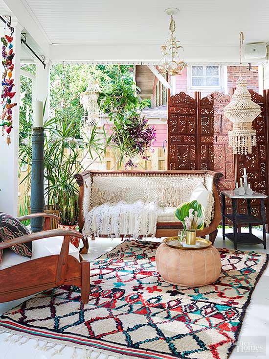 Interior Trend Alert: Boucherouite Rugs 24