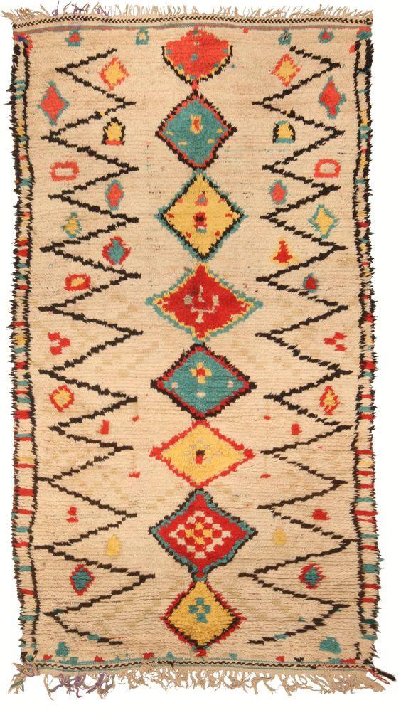 Interior Trend Alert: Boucherouite Rugs 29