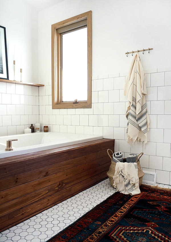 5 Easy Ways To Style a Modern Farmhouse Bathroom 16