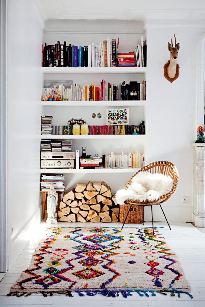 Boucherouite Rugs, moroccan rug, boho interior decorating