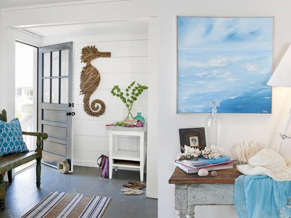5 Ways to Achieve Coastal Interior Look off the Beach 23