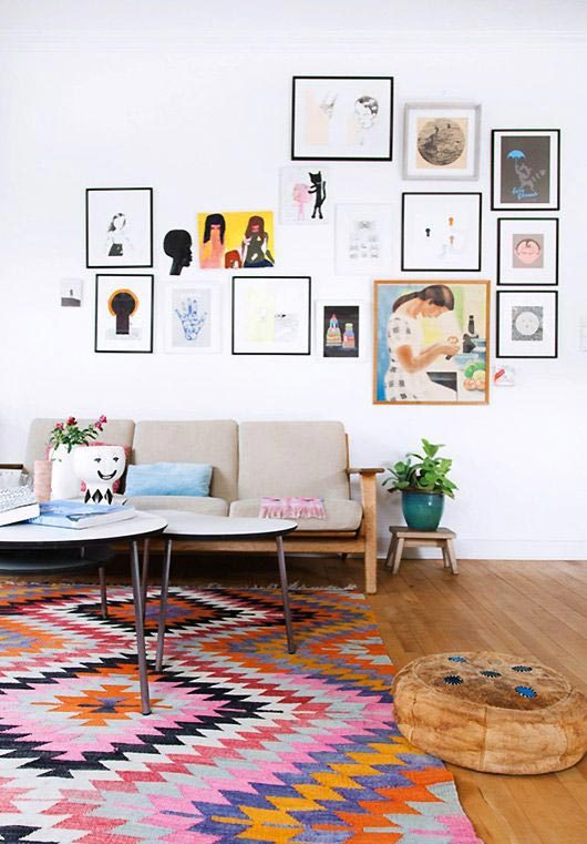 5 Ways To Make A Large Room Feel Comfy 9