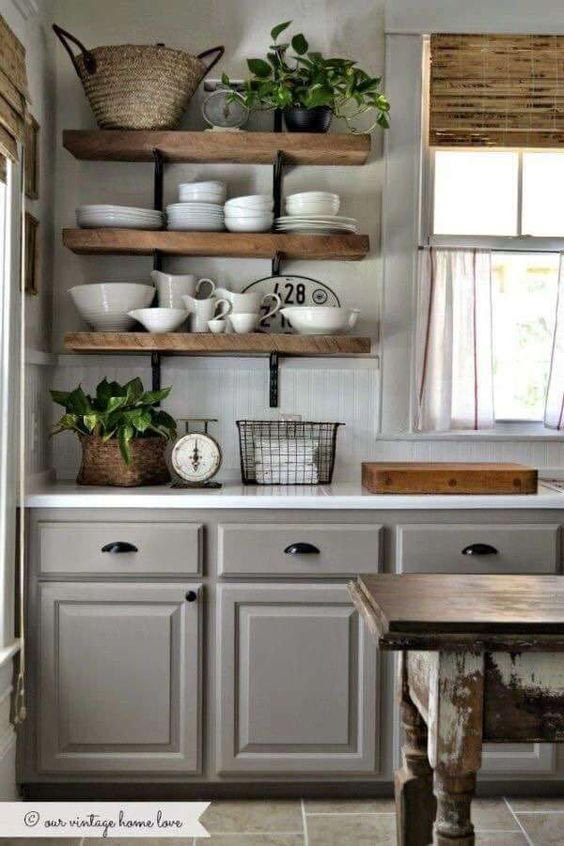 5 Ways to Style an 'Anne with an E' Inspired Farmhouse Kitchen 16