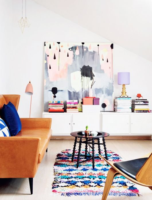 5 Ways To Make A Large Room Feel Comfy 4
