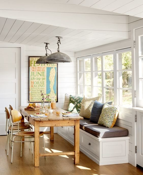5 Ways to Get The Most Stylish Dining Nook