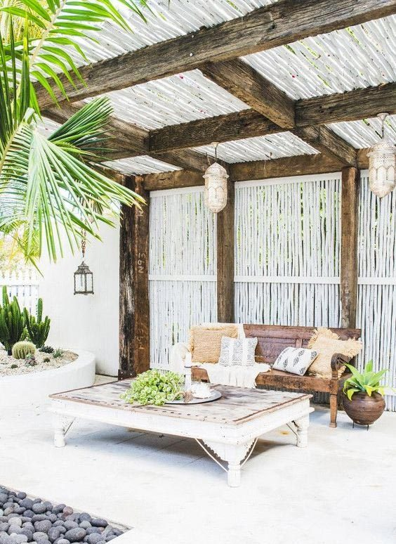 Top 5 Ideas for the Perfect Outdoor Patio - Living Room 18