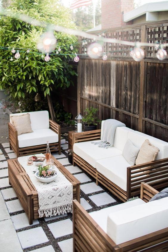 Top 5 Ideas for the Perfect Outdoor Patio - Living Room 5