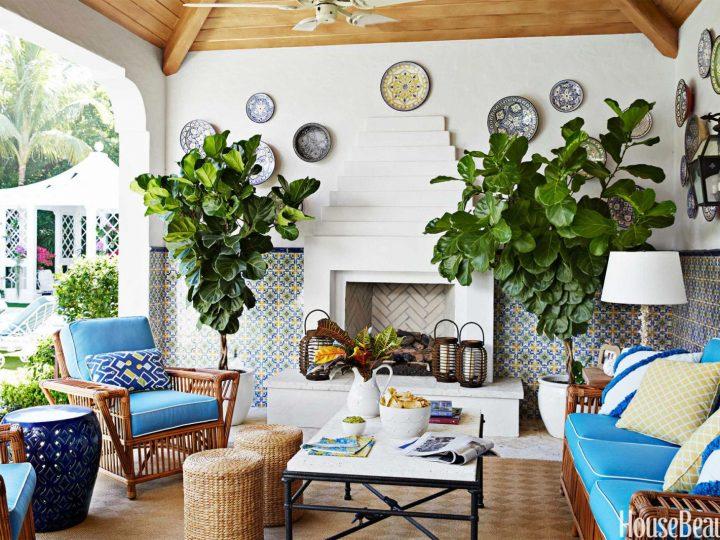 Top 5 Idéias para o pátio ao ar livre perfeito - Sala de estar