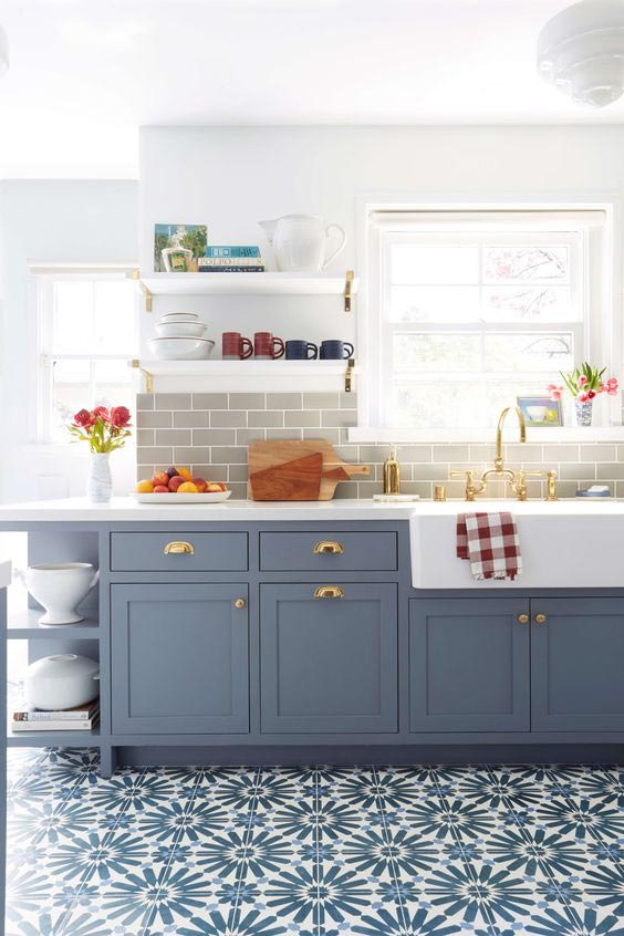 Top 10 Most Stylish 'Stardew' Blue Kitchens 2