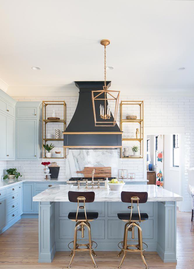 Top 10 Most Stylish 'Stardew' Blue Kitchens 4