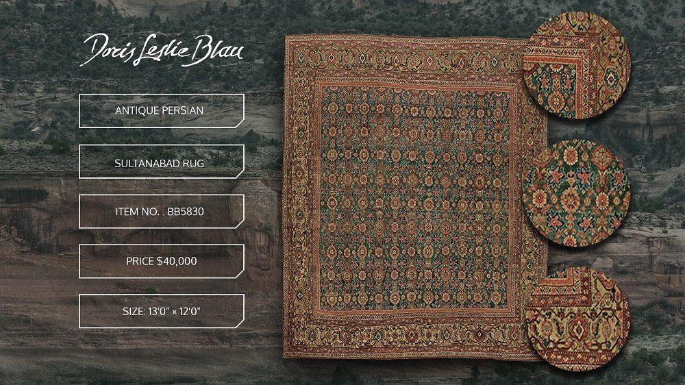 oriental antique rugs doris leslie blau