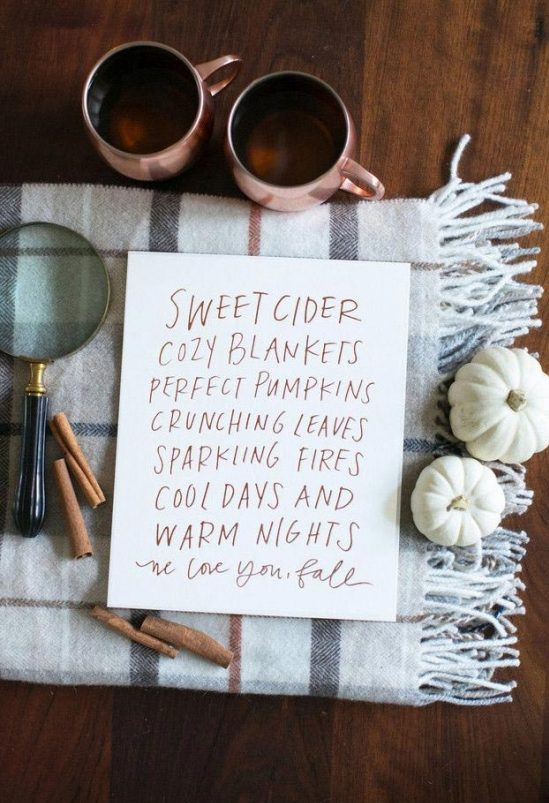 5 Home Decor Tricks to Make this Fall Even More 'Hygge' 18