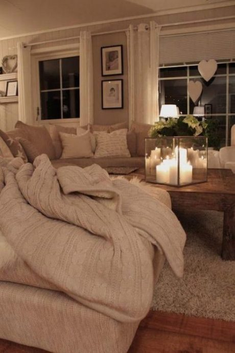 5 Home Decor Tricks to Make this Fall Even More 'Hygge' 4
