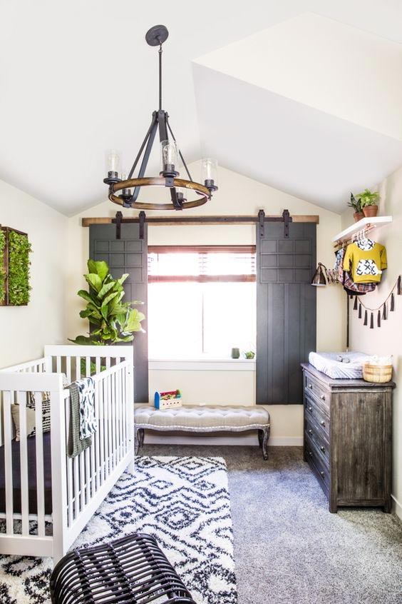 Baby Boy Room Mural Ideas: TOP 10 Most Stylish & Gender Neutral NURSERIES