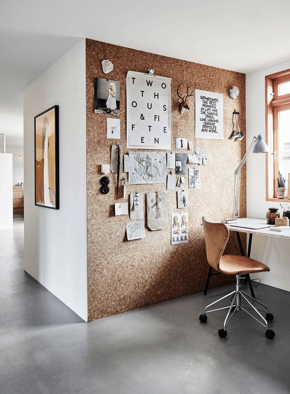 workspace decor, office design, office decor, home office (9)