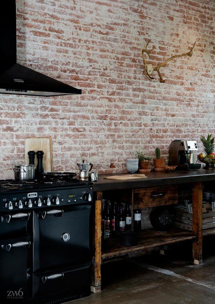 wabi-sabi-brick-wall-kitchen-decor