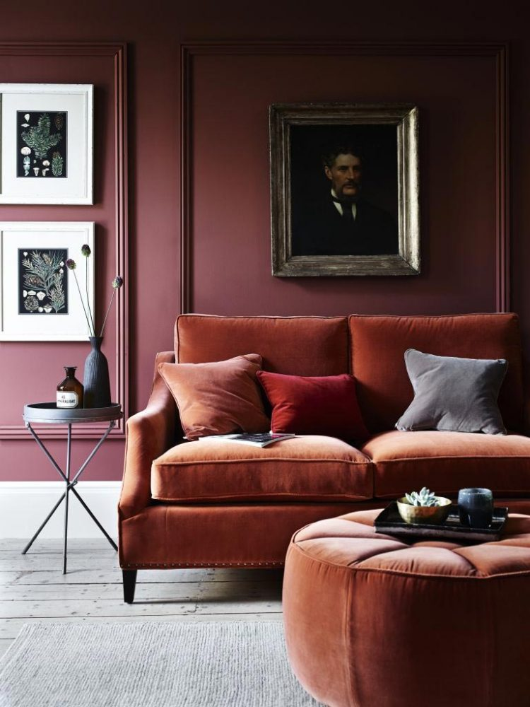 Dark Living Room Ideas: 7 Interior Decor Trends For 2018 That Will Make You Go WOW