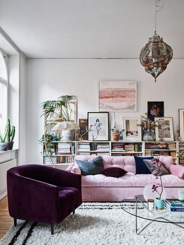 pantone-color-2018-ultra-violet-interior-decor-