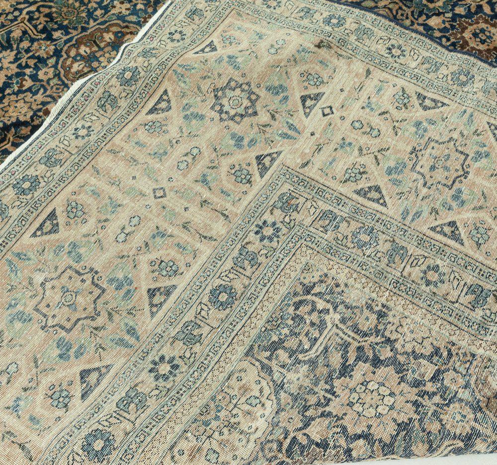 Oversized Persian Tabriz Rug (Size Adjusted) BB6683