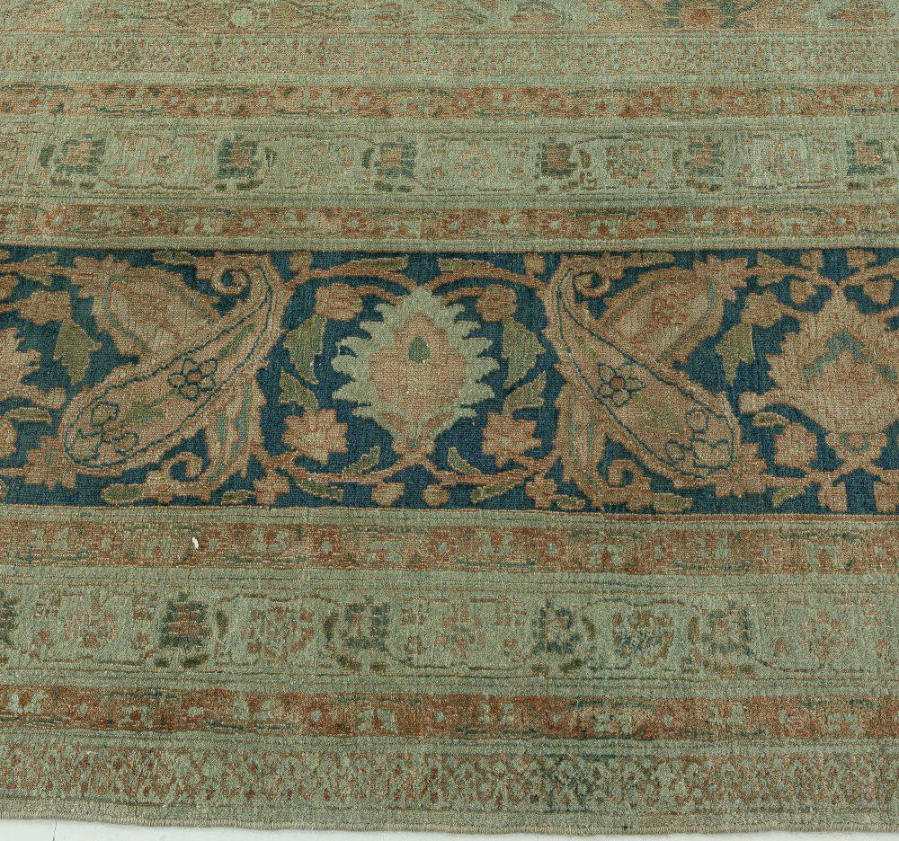 Antique Persian Meshad Rug BB7323