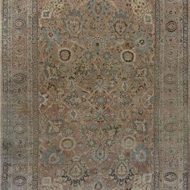 Antique Persian Tabriz BB7192
