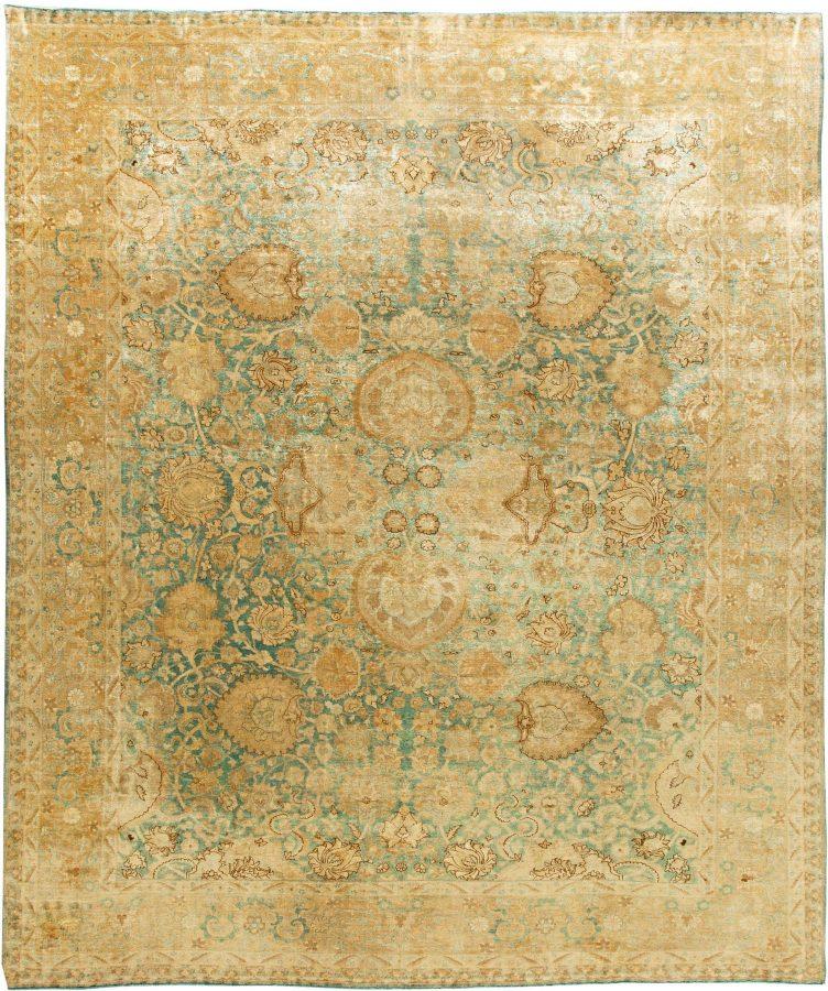 decoração oriental da casa de campo do tapete