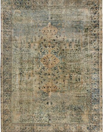 Antique Indian Rug BB6840
