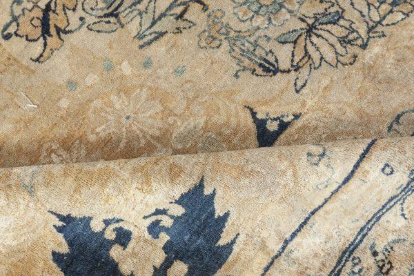 Antique Persian Kirman Teppich BB6717