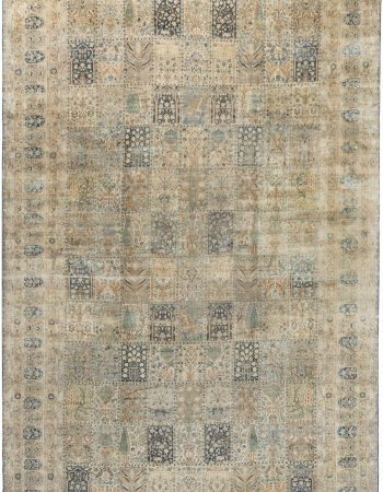 Antique Persian Kirman Carpet BB6709