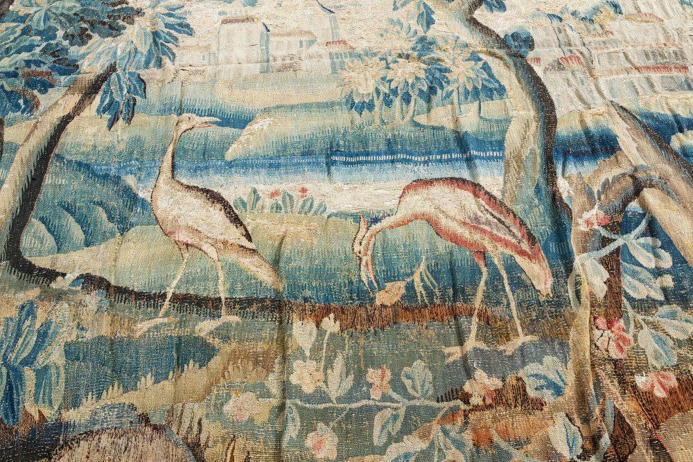 18th Century Verdure Tapestry (Fragment) BB6642