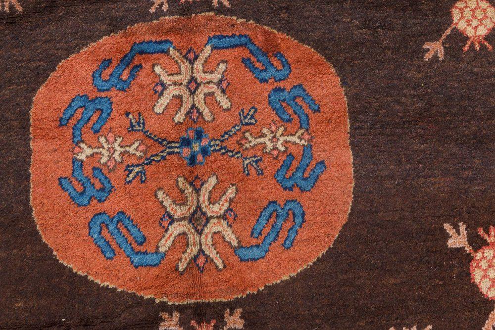 Vintage Samarkand Rug BB6643
