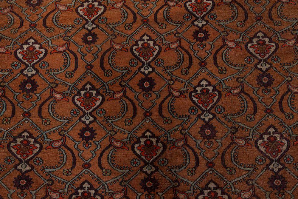Antique Persian Meshad Rug BB7171