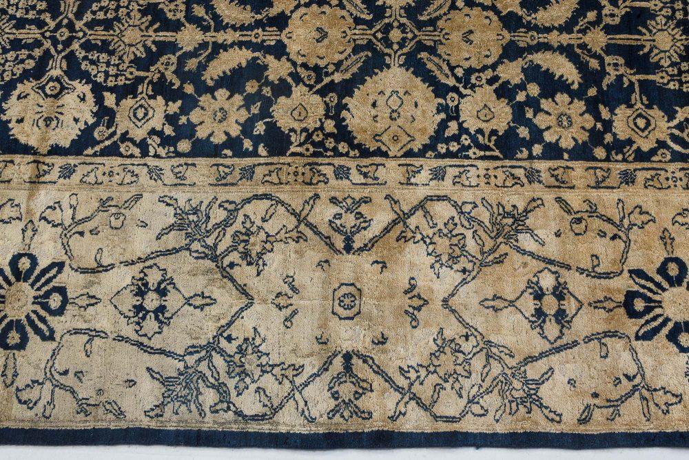 Antique Indian Agra Rug BB7173
