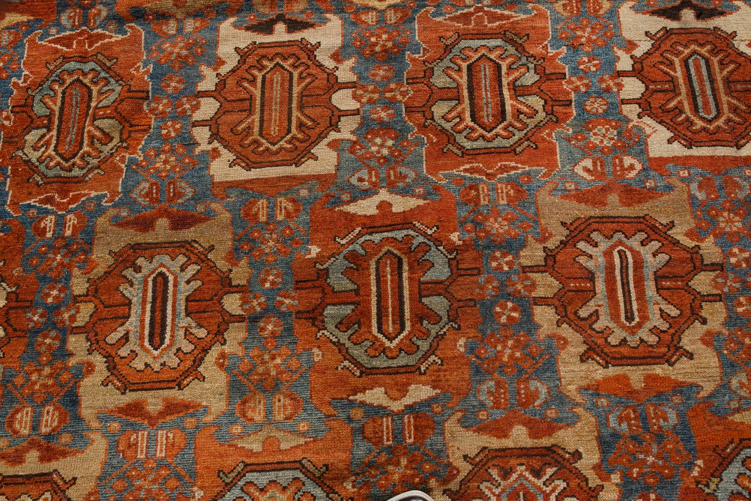 Antique Persian Malayer (Size Adjusted) BB7181