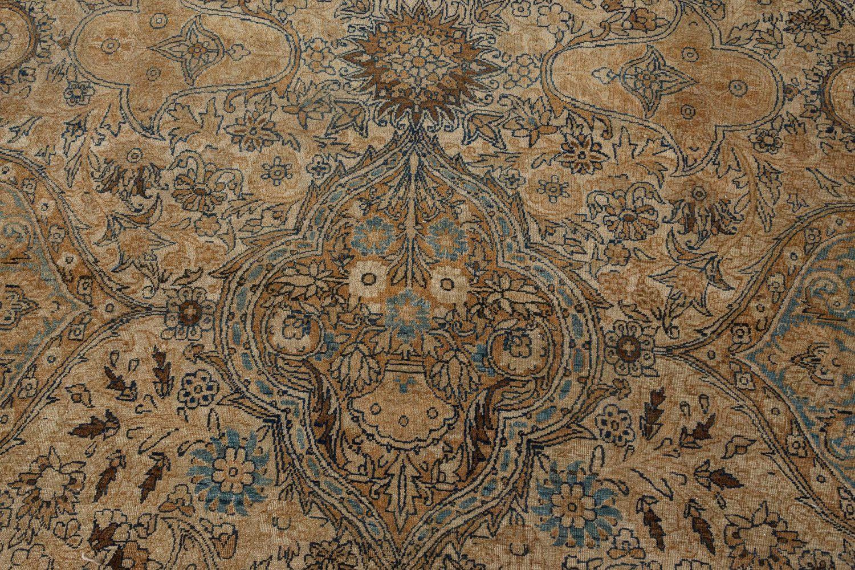 Oversized Antique Persian Kirman Carpet BB7185