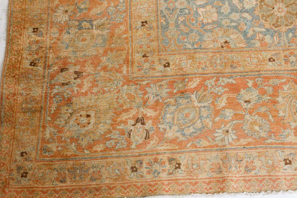 Antique Persian Tabriz Carpet BB7215