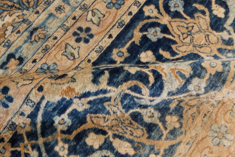 Large Antique Persian Kirman Rug BB7219