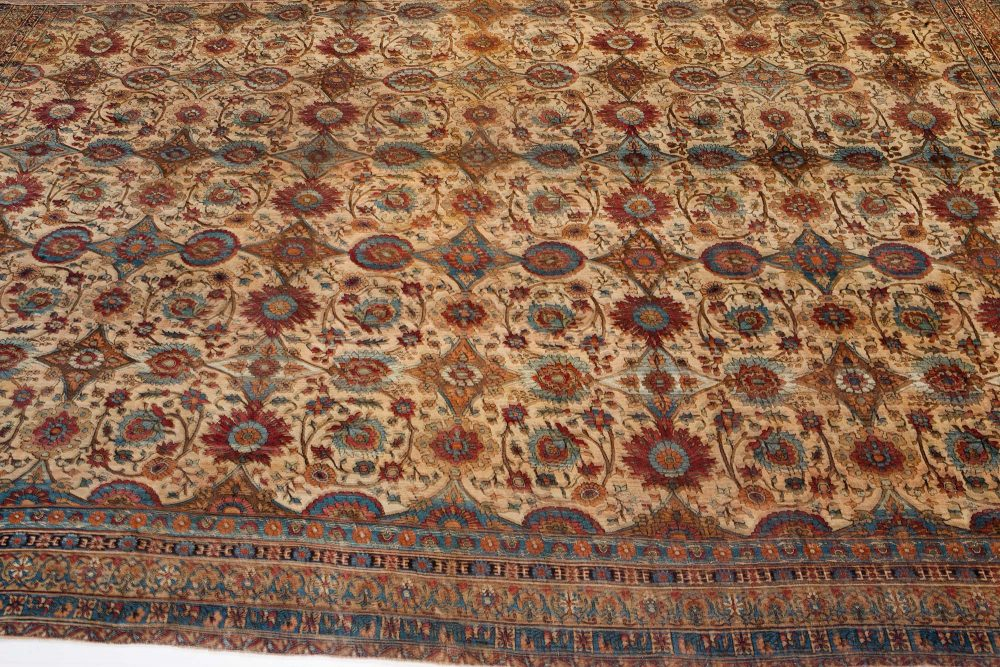 Extra Large Persian Kirman Antique Rug BB7220