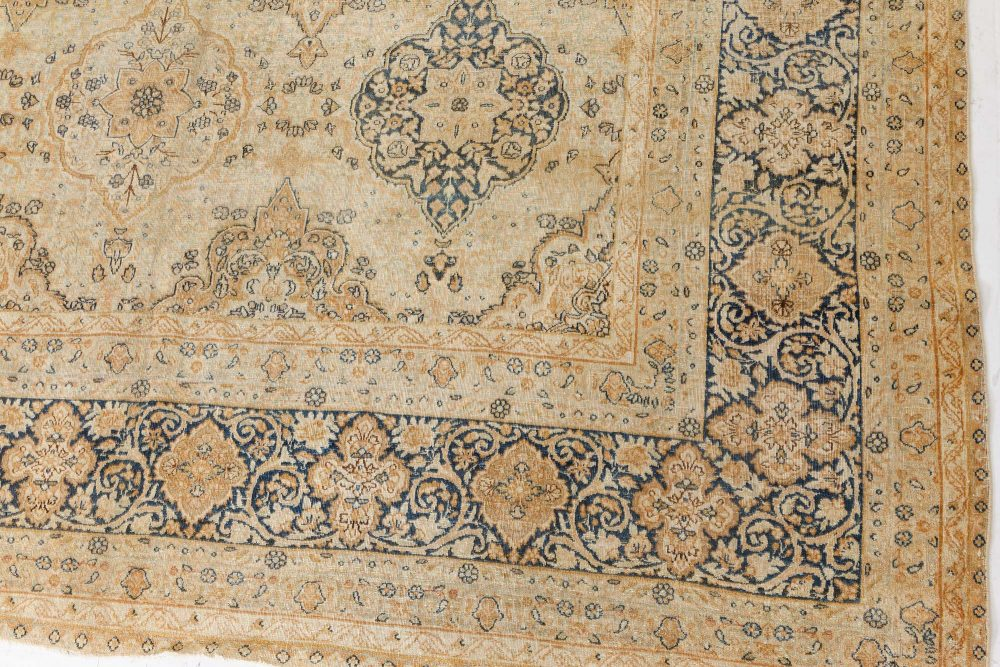 Antique Persian Kirman Carpet BB7225