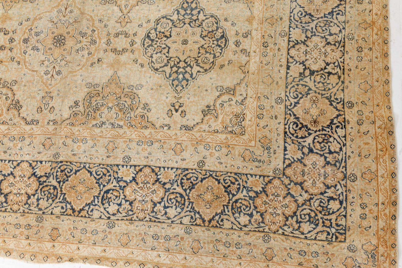 Antique Persian Tabriz Carpet BB7225