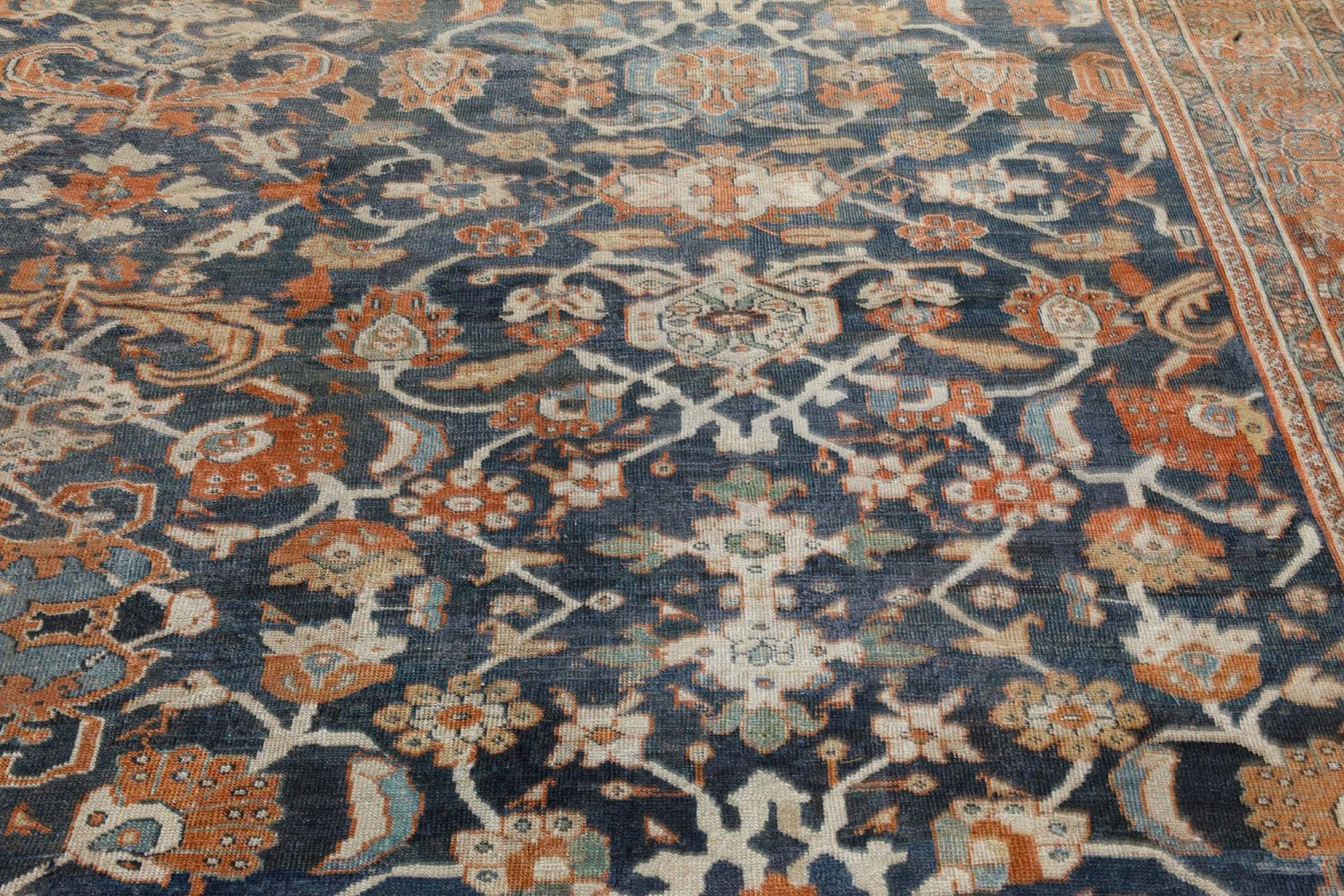 Antique Persian Sultanabad Rug BB7247