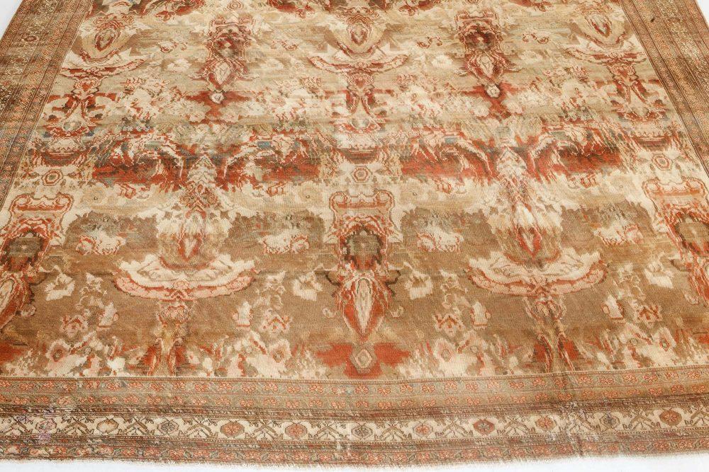 Antique Persian Malayer Rug BB7259