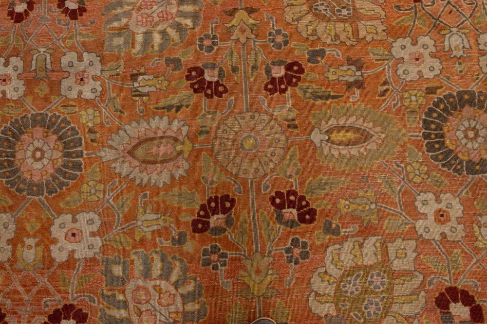 Vintage Persian Tabriz Rug BB7285