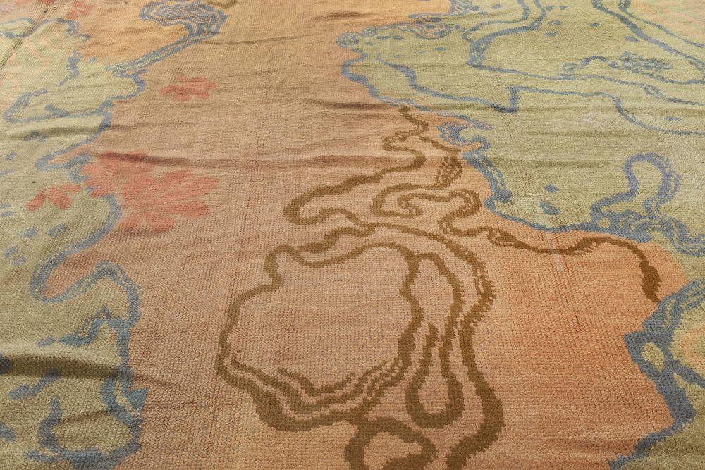 Vintage Viennese Art Nouveau Carpet BB6682