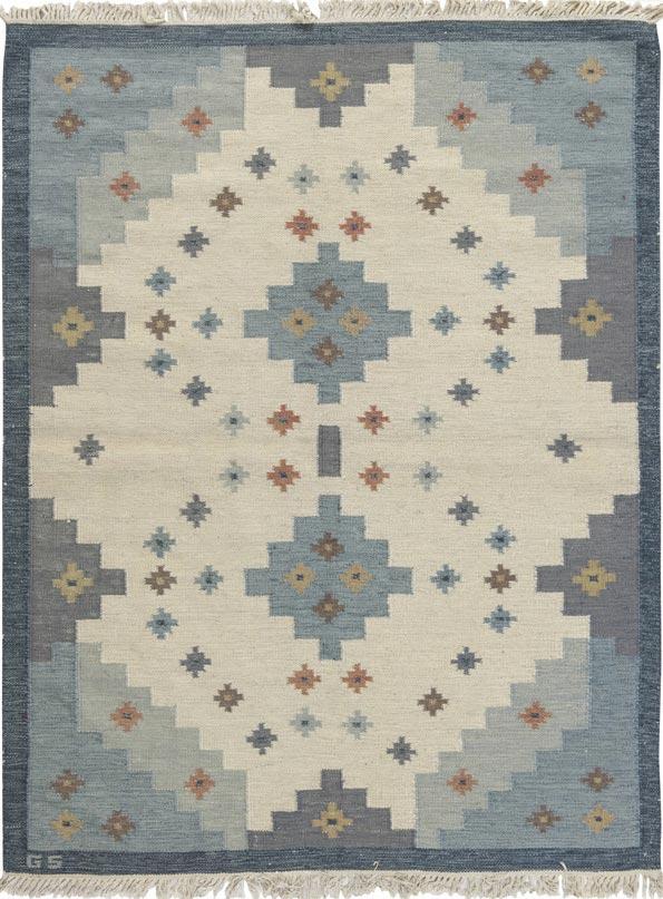 vintage-Scandinavian rug